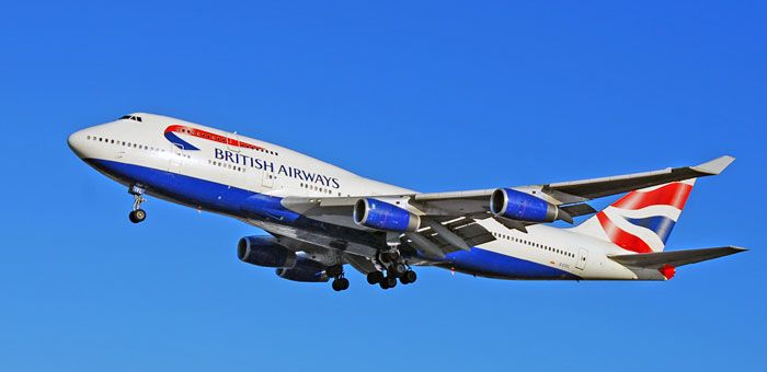 英国航空-British Airways